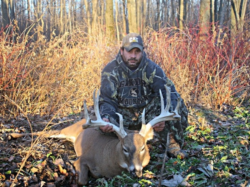 Lowlands Whitetails Deer Hunting Ranch 7932